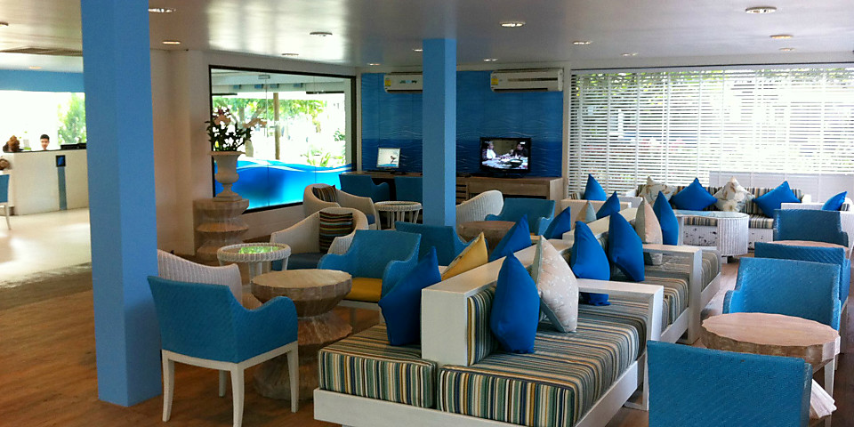 Bangkok Airways Blue Ribbon Lounge (Domestic Gate 1) (USM)