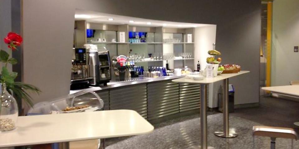 Lufthansa Lounge (MXP)