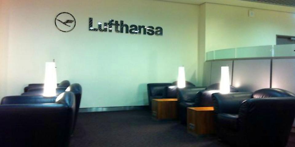 Lufthansa Senator Lounge (CDG)