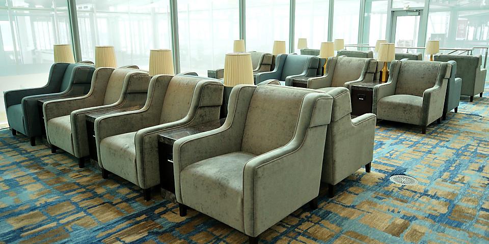 Plaza Premium (American Express) Lounge (YYZ)