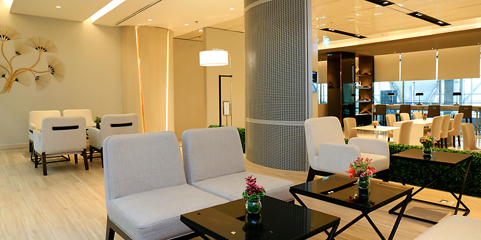 Miracle Business Class Lounge (BKK)