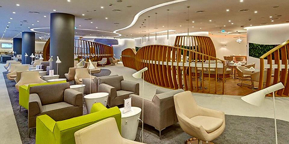 SkyTeam Lounge (DXB)