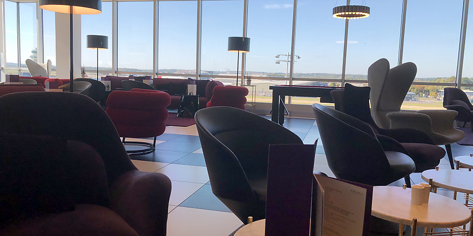 Virgin Atlantic Clubhouse (LGW)