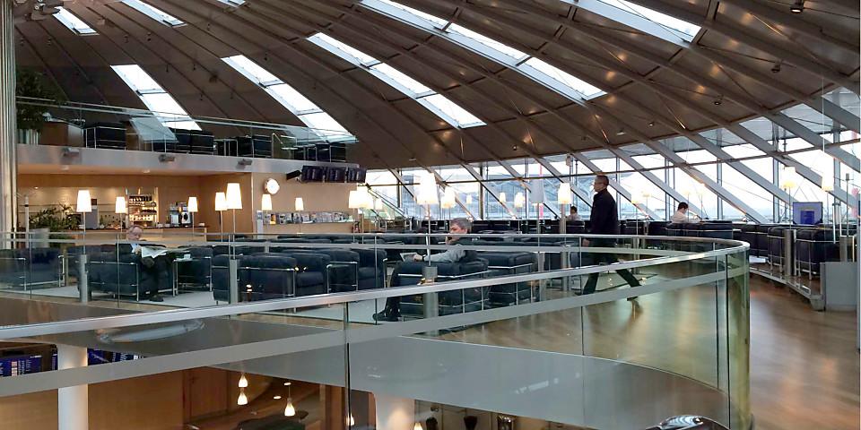 EuroAirport Skyview Lounge (BSL)