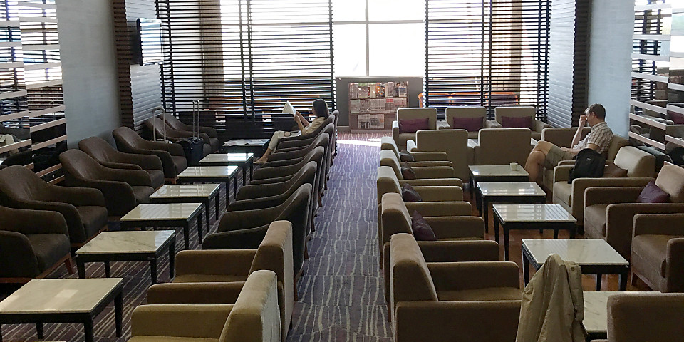 Thai Airways Royal Orchid Lounge (CNX)