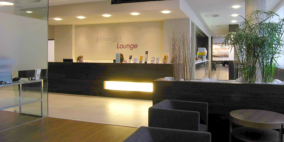 Menzies Aviation Lounge (PRG)