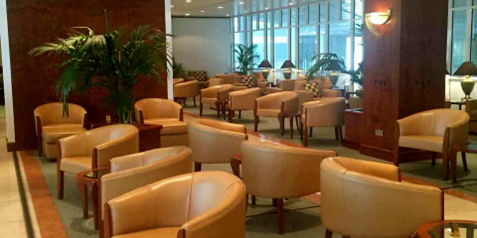 The Emirates Lounge (MUC)