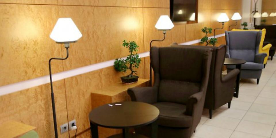 Amber Lounge (SVO)