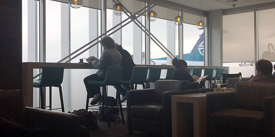 Air New Zealand Regional Lounge (IVC)