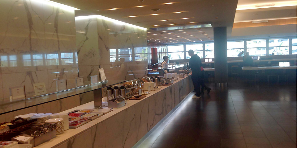 Qantas Airways The Qantas Club (BNE)