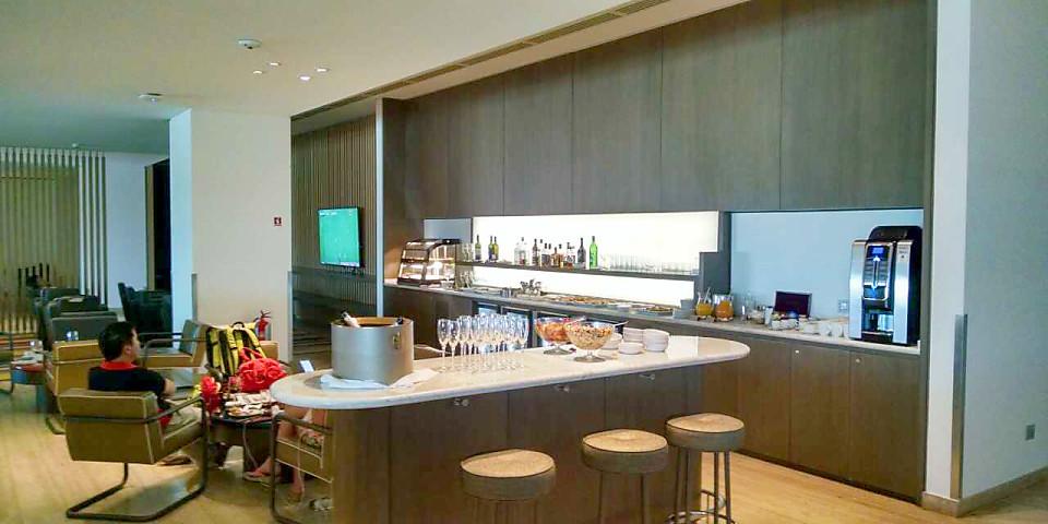 LATAM VIP Lounge (SCL)