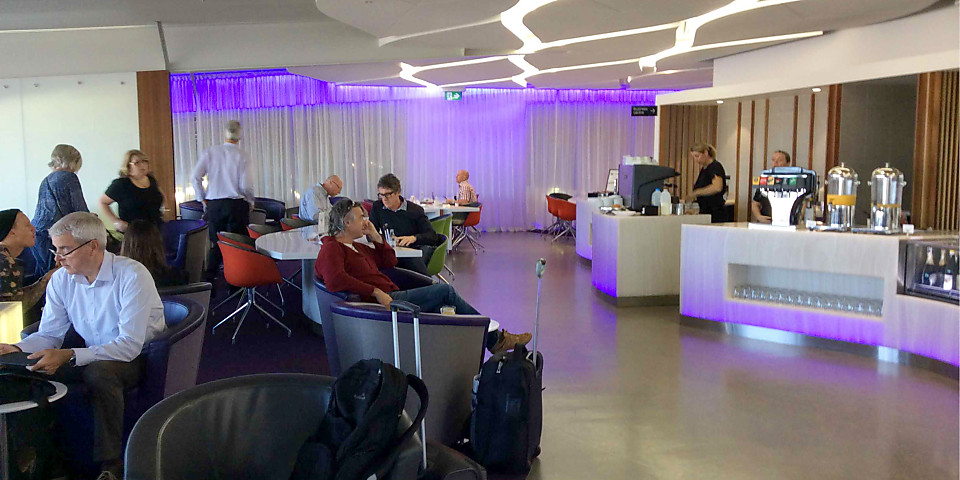 Virgin Australia Lounge (OOL)