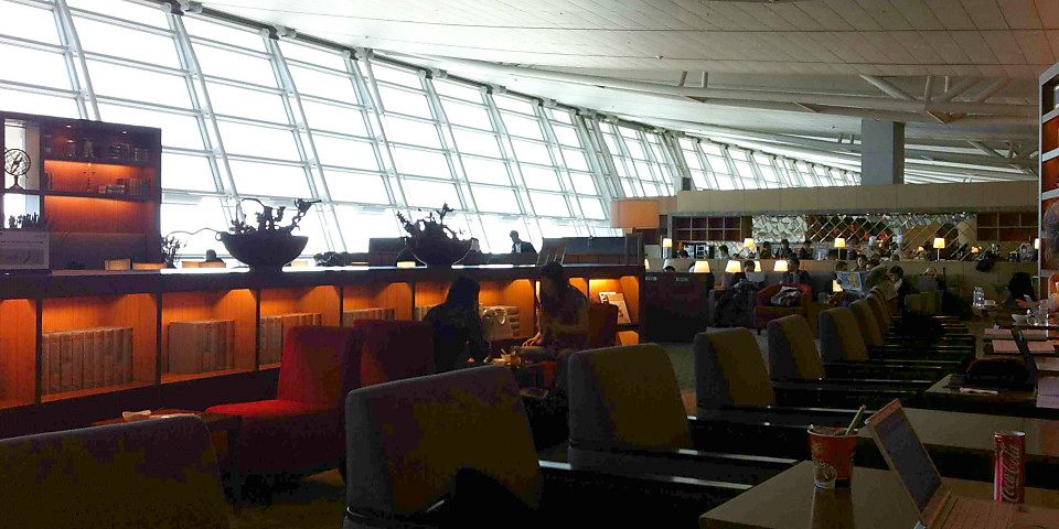 Asiana Airlines Business Class Lounge (ICN)