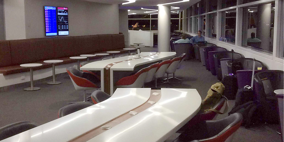 Virgin Australia Lounge (SYD)