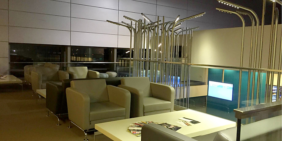 Business Lounge (PRN)