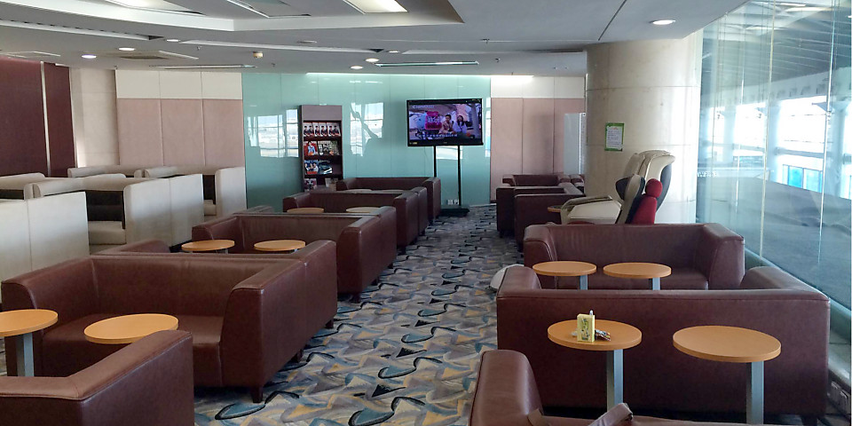 Business Travel Lounge (DLC)