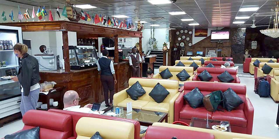 Tanzanite Lounge (DAR)