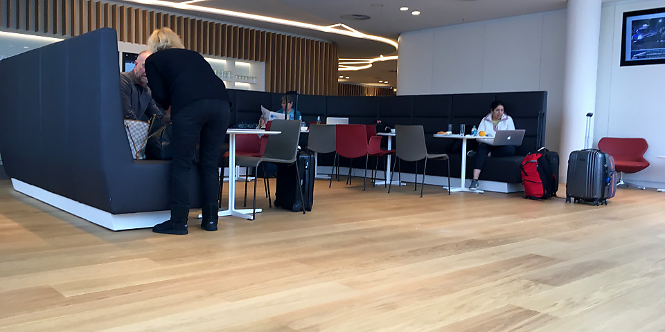 Airport Lounge World (MUC)