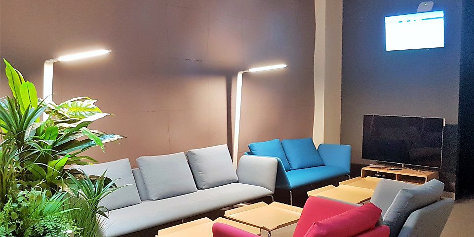 Business Executive Lounge (POZ)