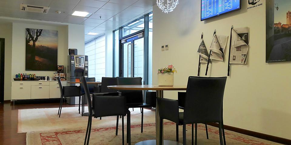 Gate VIP Lounge SACBO (BGY)