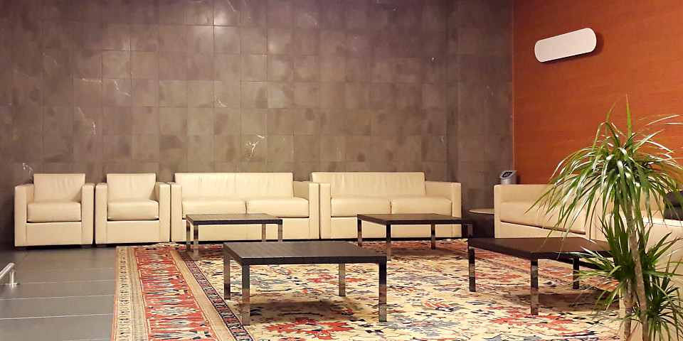 Landside VIP Lounge (BGY)