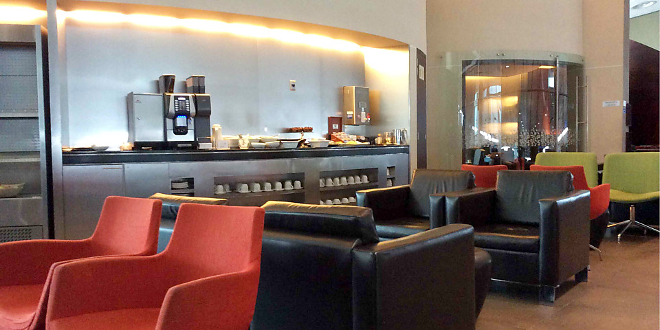 SAA Baobab Premium Class Lounge (CPT)