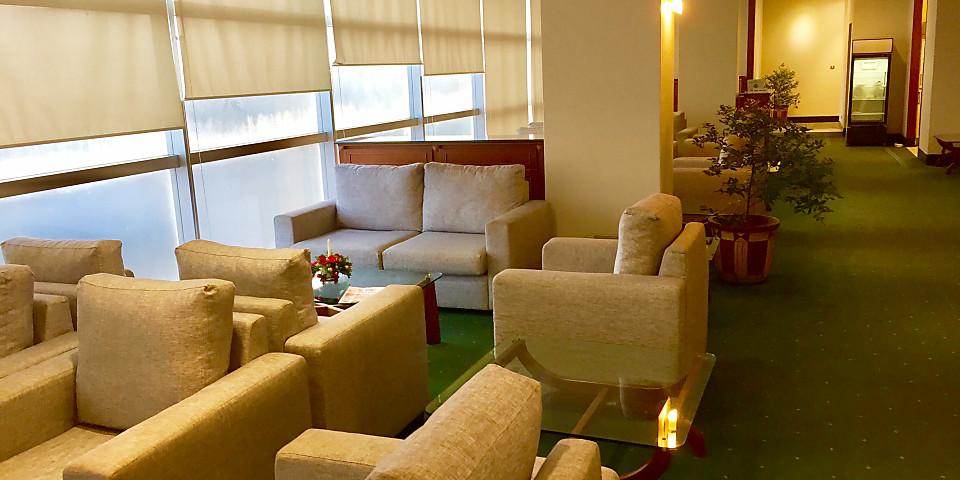 Lotus First Class Lounge (CMB)