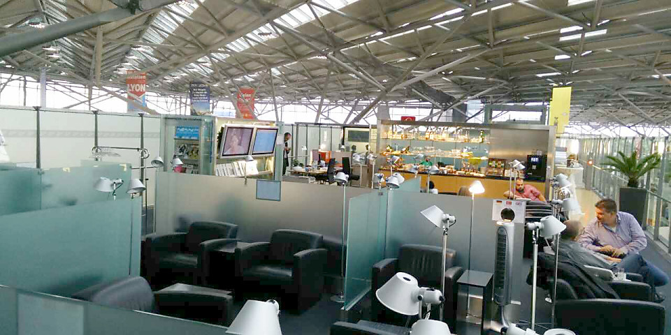 Airport Business Lounge (CGN)