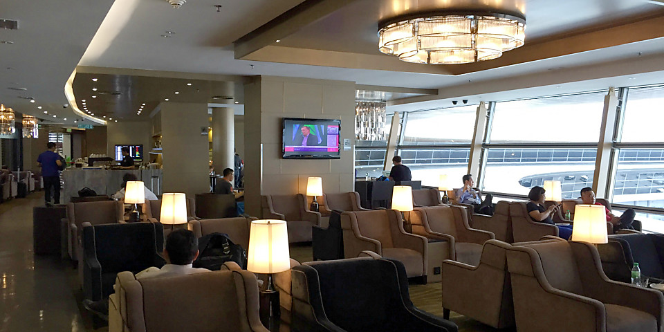 Plaza Premium Lounge (International Departures) (KUL)