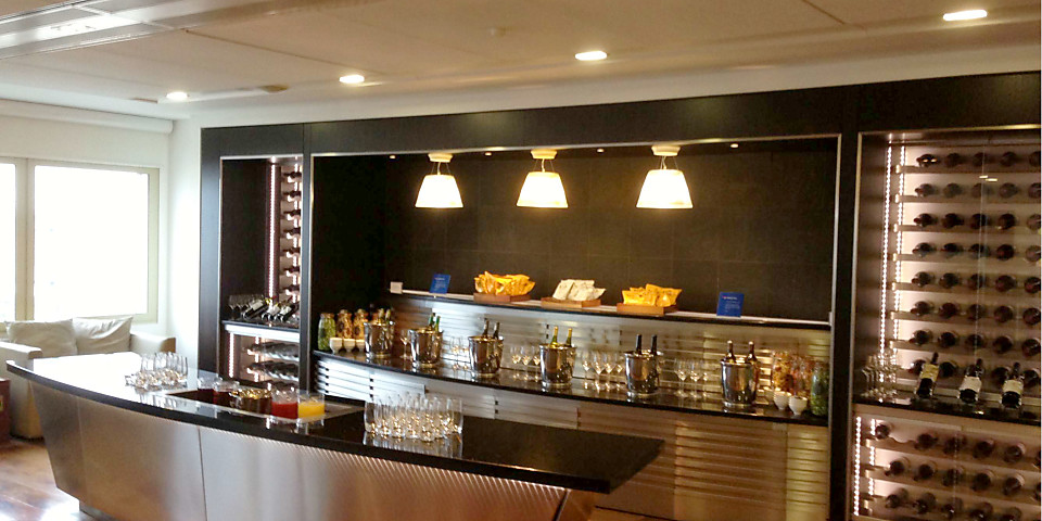 British Airways Galleries First Lounge (LHR)