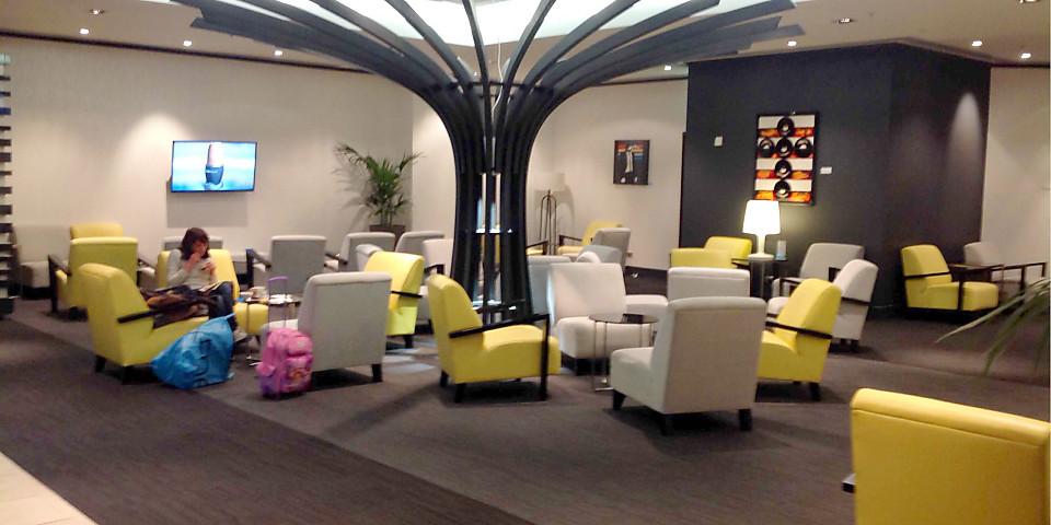 Strata Lounge (AKL)
