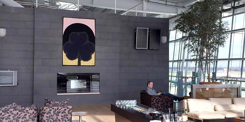 British Airways Galleries First Lounge (LHR)