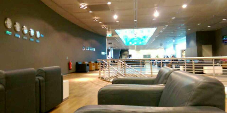 Lufthansa Business Lounge (Schengen) (MUC)