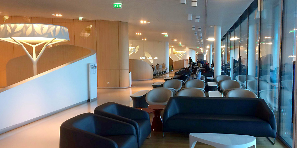 Air France Lounge (Concourse L) (CDG)