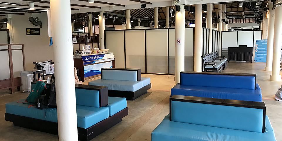 Bangkok Airways Boutique Lounge (TDX)