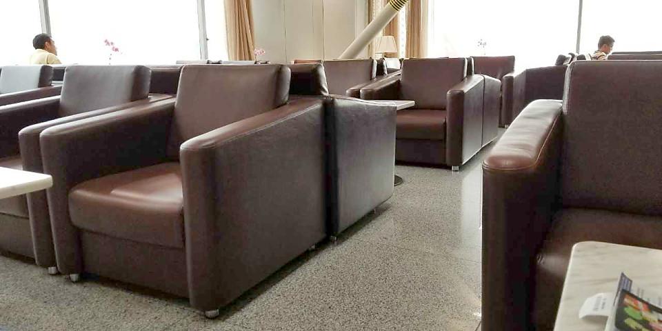 China Southern Sky Pearl Lounge (PEK)