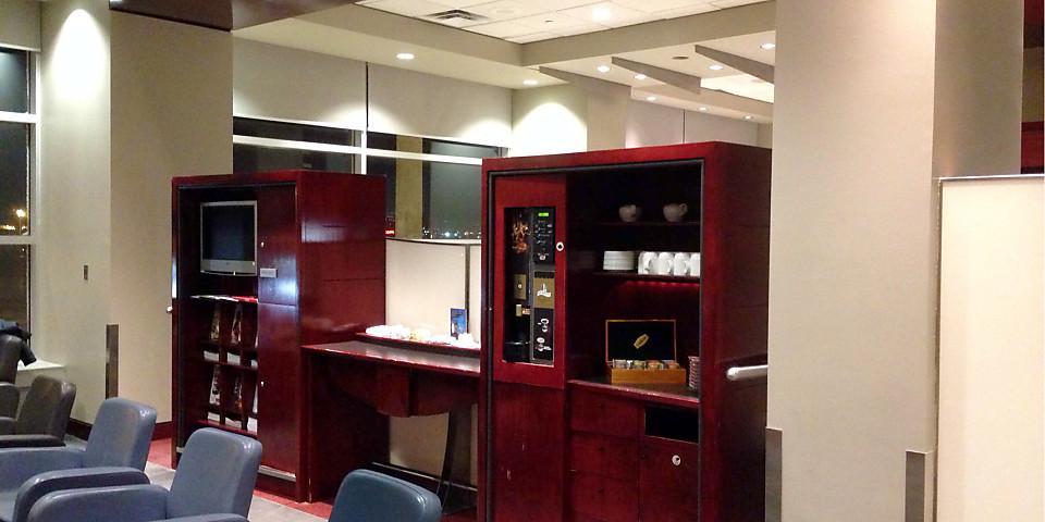 Air Canada Maple Leaf Lounge (YUL)
