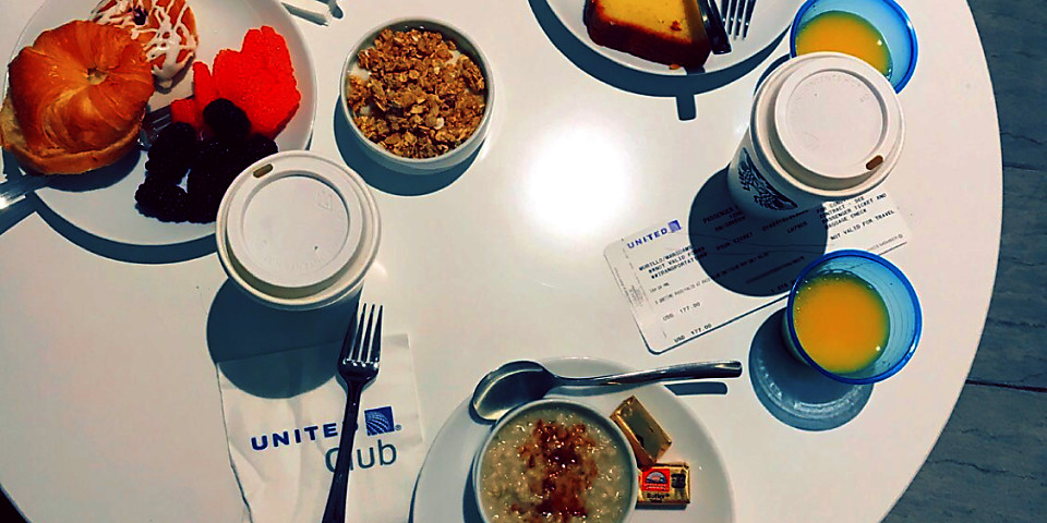 United Airlines United Club (IAH)