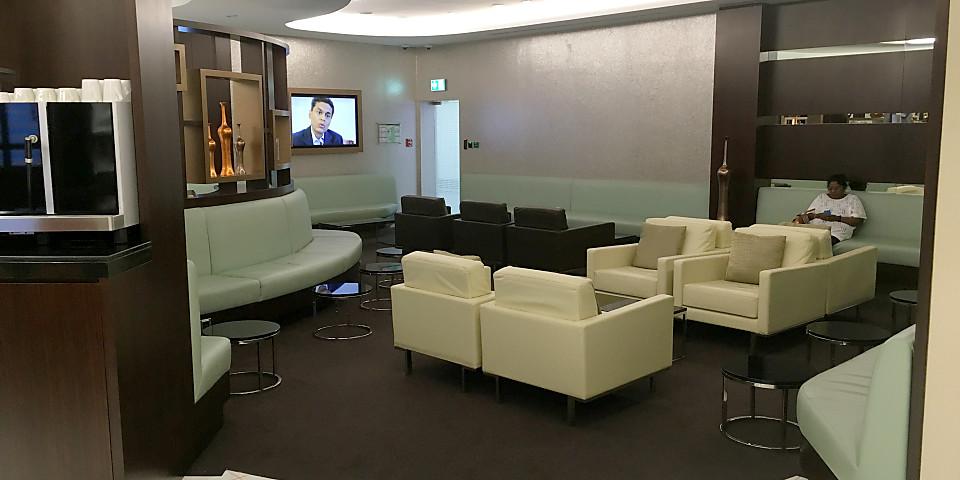 Etihad Airways Premium Lounge (US Departures) (AUH)