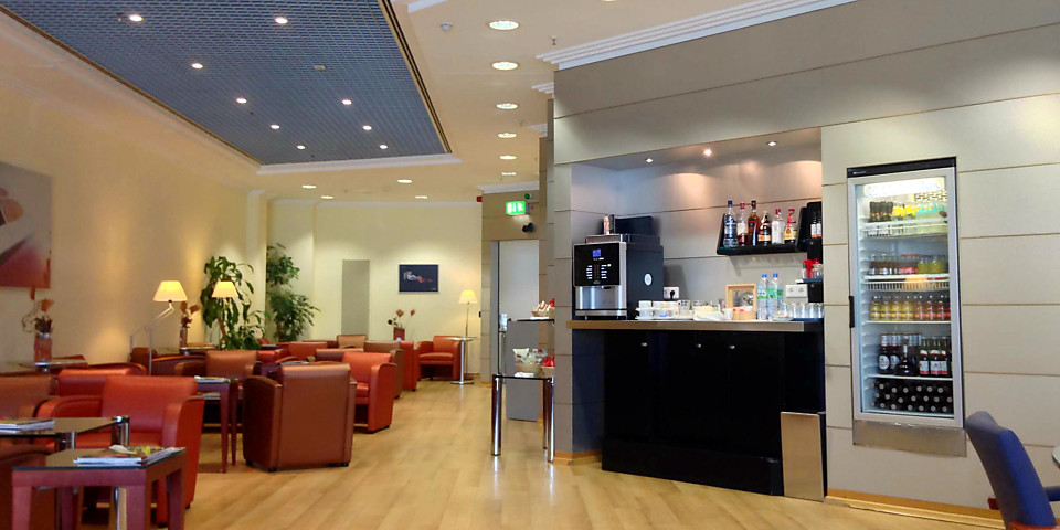 Iberia VIP Lounge (FRA)
