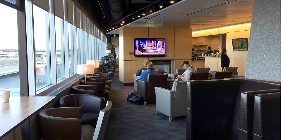 Alaska Airlines Alaska Lounge (ANC)