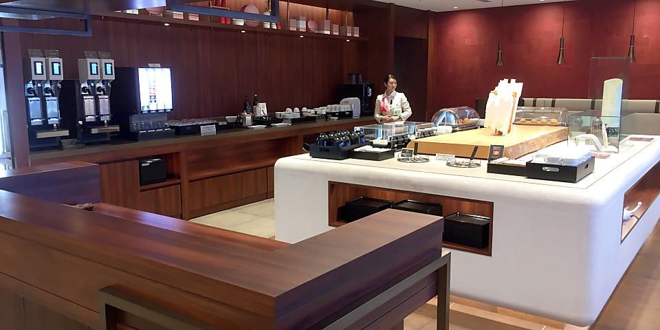Japan Airlines Diamond Premier Lounge (FUK)