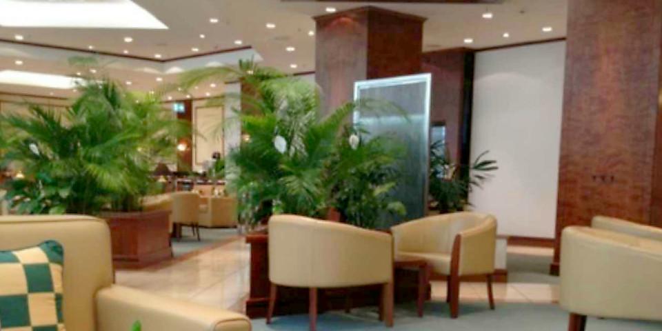 The Emirates Lounge (FRA)