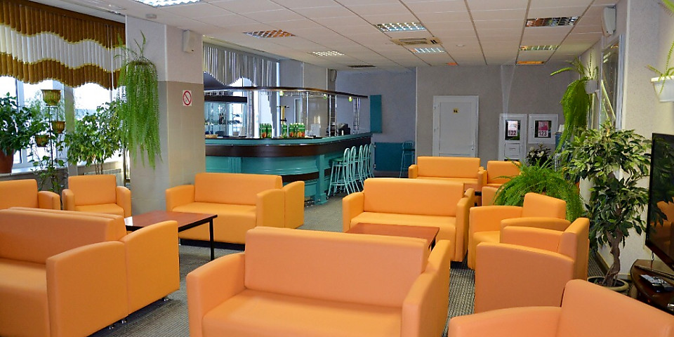 Air Surgut Lounge (SGC)