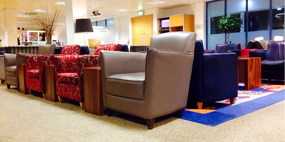 British Airways Terraces Lounge (NCL)