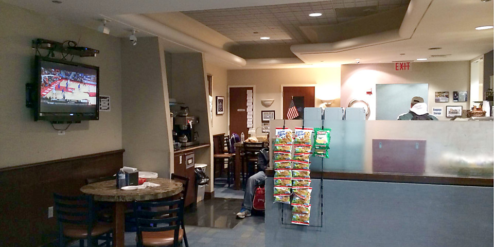 USO Lounge (Under Renovation Until Early 2018, Temporary Facility Available) (PHL)