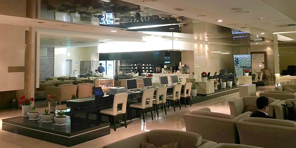 China Eastern/Shanghai Airlines VIP Lounge (ICN)