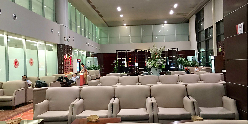 No. 70 China Southern Sky Pearl Lounge (PVG)
