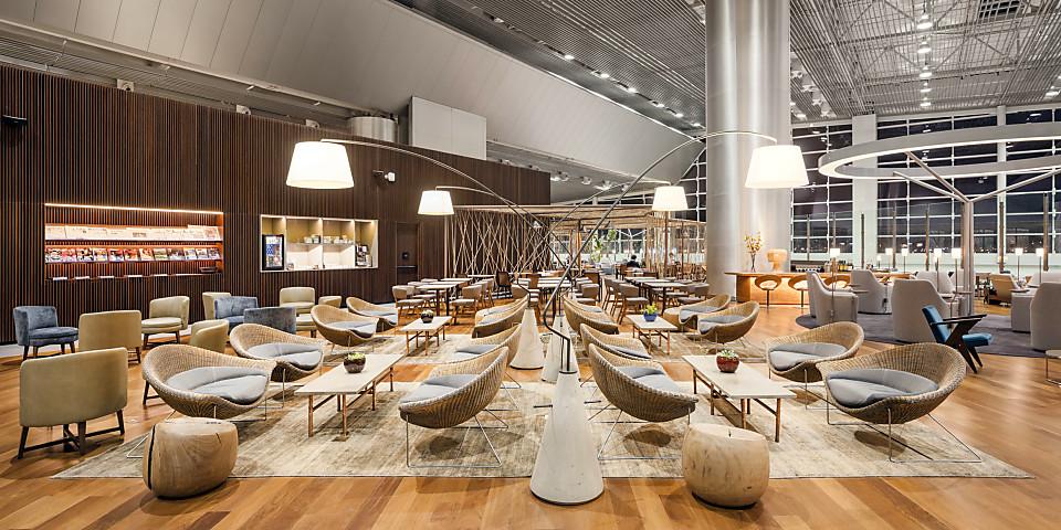 Star Alliance Lounge São Paulo (GRU)