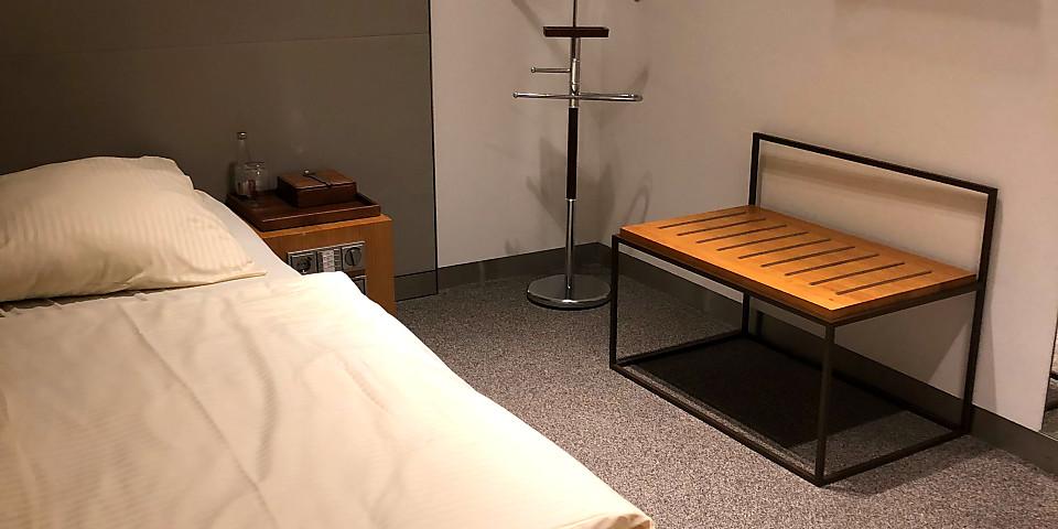 Lufthansa First Class Lounge (MUC)